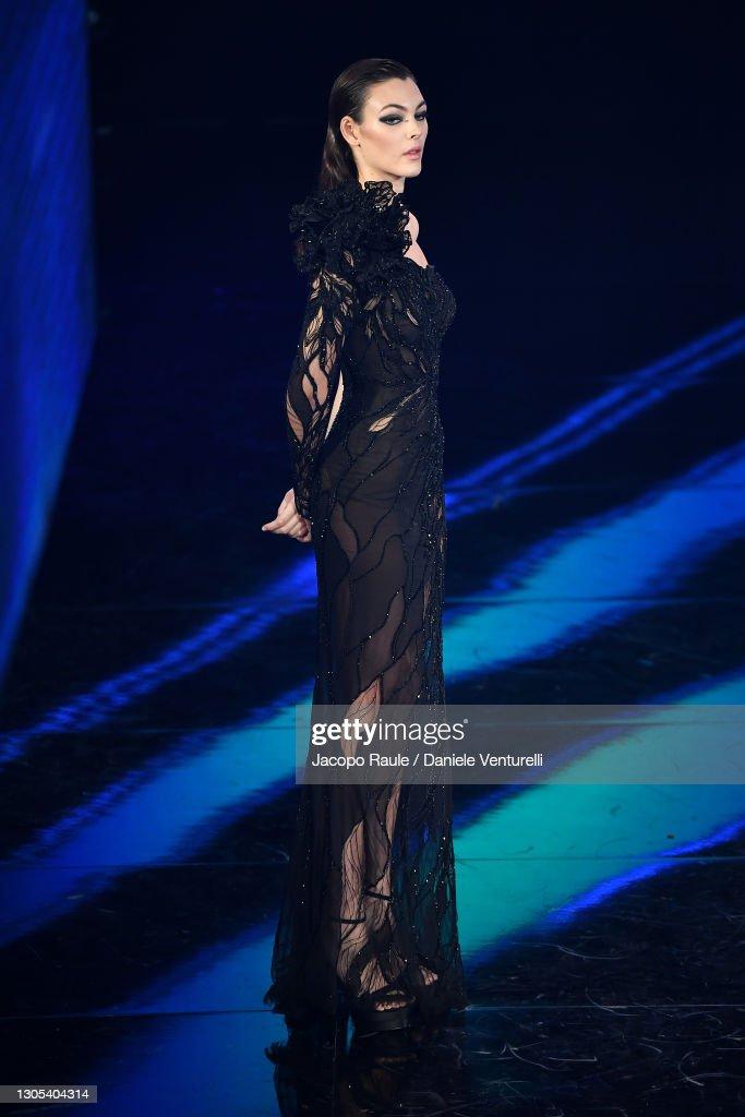 71th Sanremo Music Festival 2021 - Day 3 : News Photo
