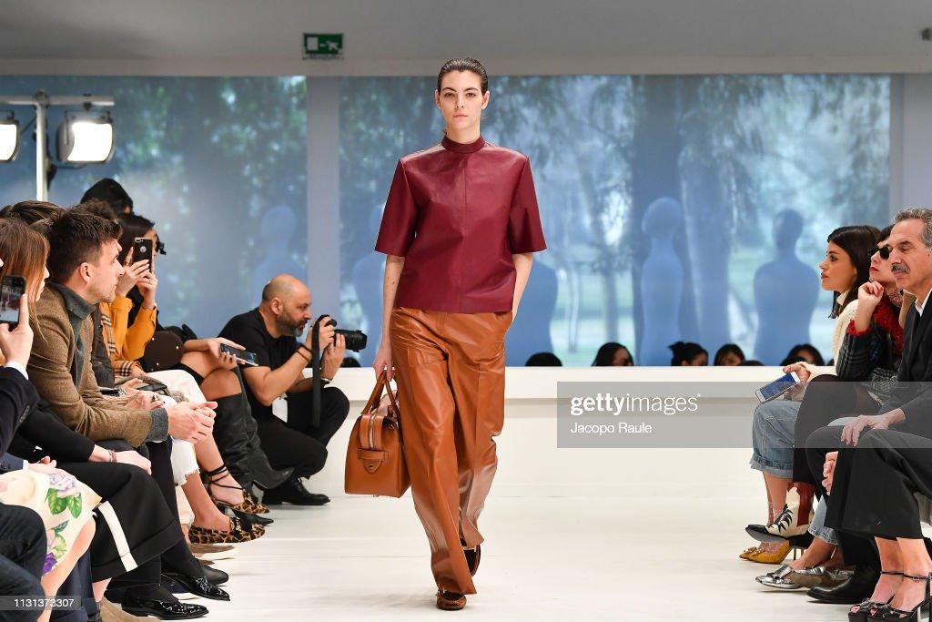 Tod's - Runway: Milan Fashion Week Autumn/Winter 2019/20 : ニュース写真