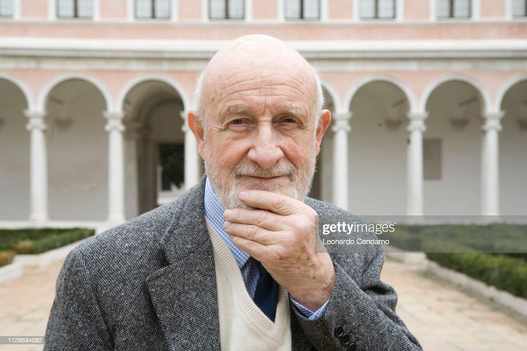 Vittorio Gregotti Italian Architect And Essayist : News Photo