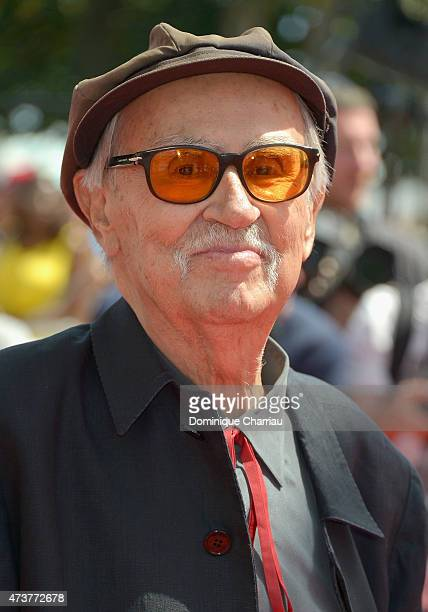 Vittorio Taviani attends the Lumiere Premiere during the 68th annual Cannes Film Festival on May 17 2015 in Cannes France