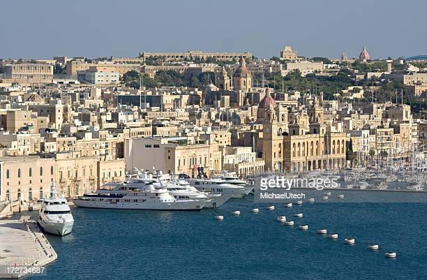 Vittoriosa Harbor View