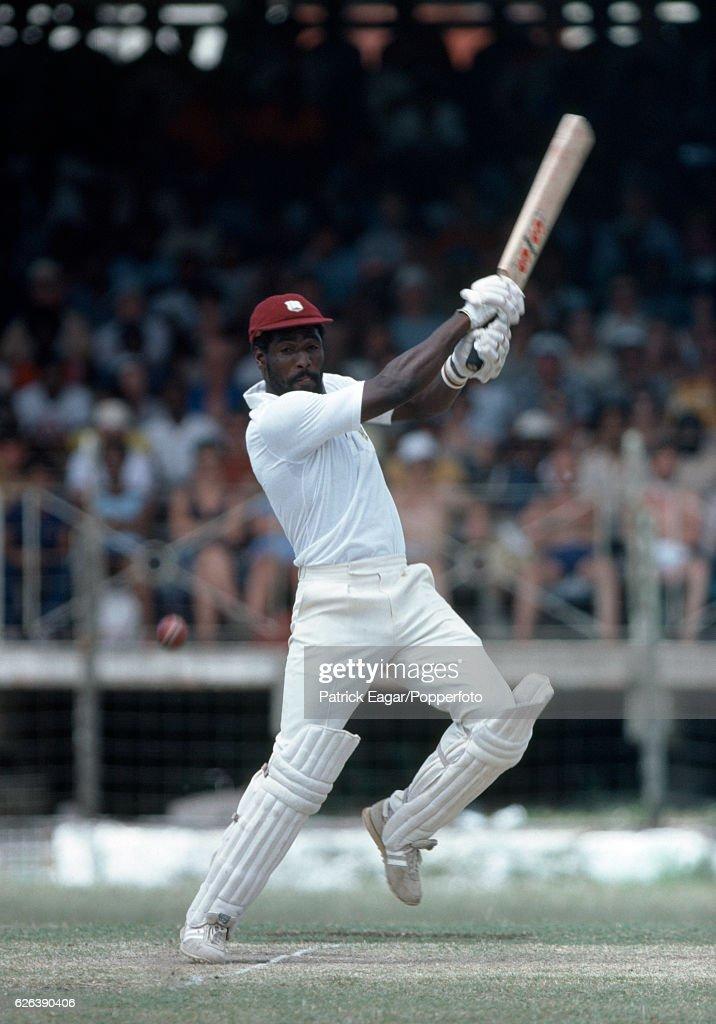3rd Test Match - West Indies v England : News Photo
