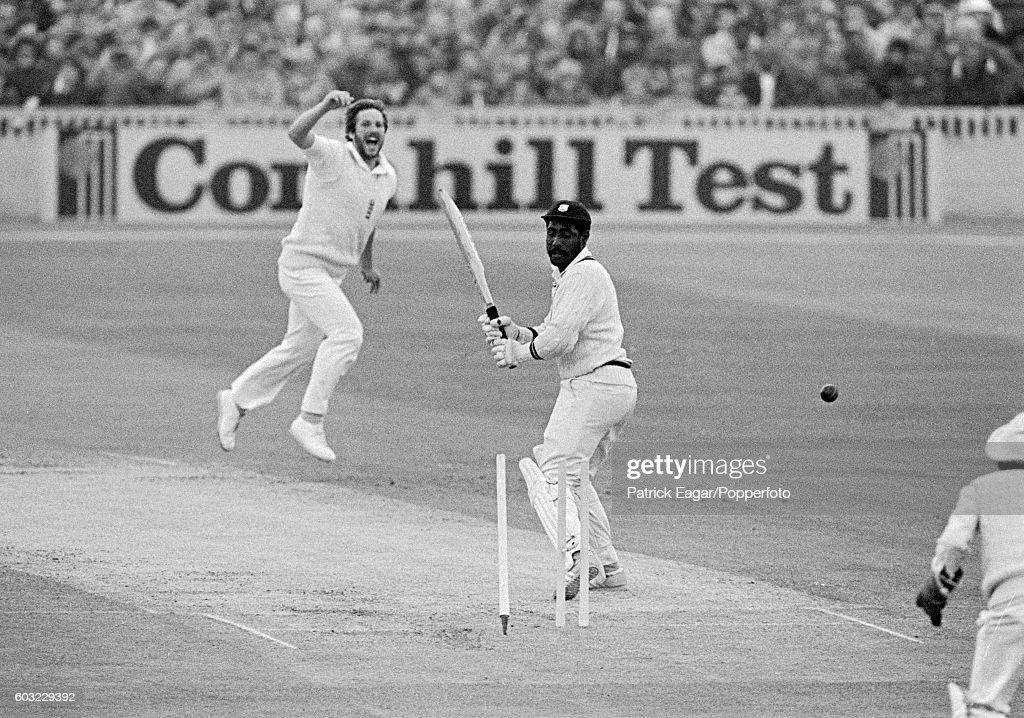 3rd Test Match - England v West Indies : News Photo