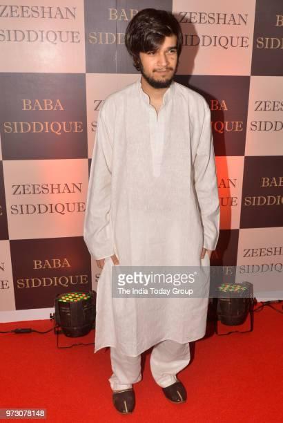 Vivaan Shah at Baba Siddiques Iftar party in Mumbai