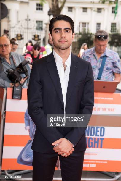 """Viveik Kalra attends the """"Blinded By The Light"""" UK Gala Screening at The Curzon Mayfair on July 29, 2019 in London, England."""