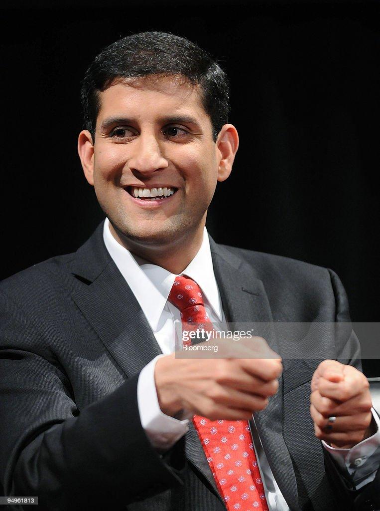 Getting to Know Vivek Kundra - Salesforce Australia & NZ Blog