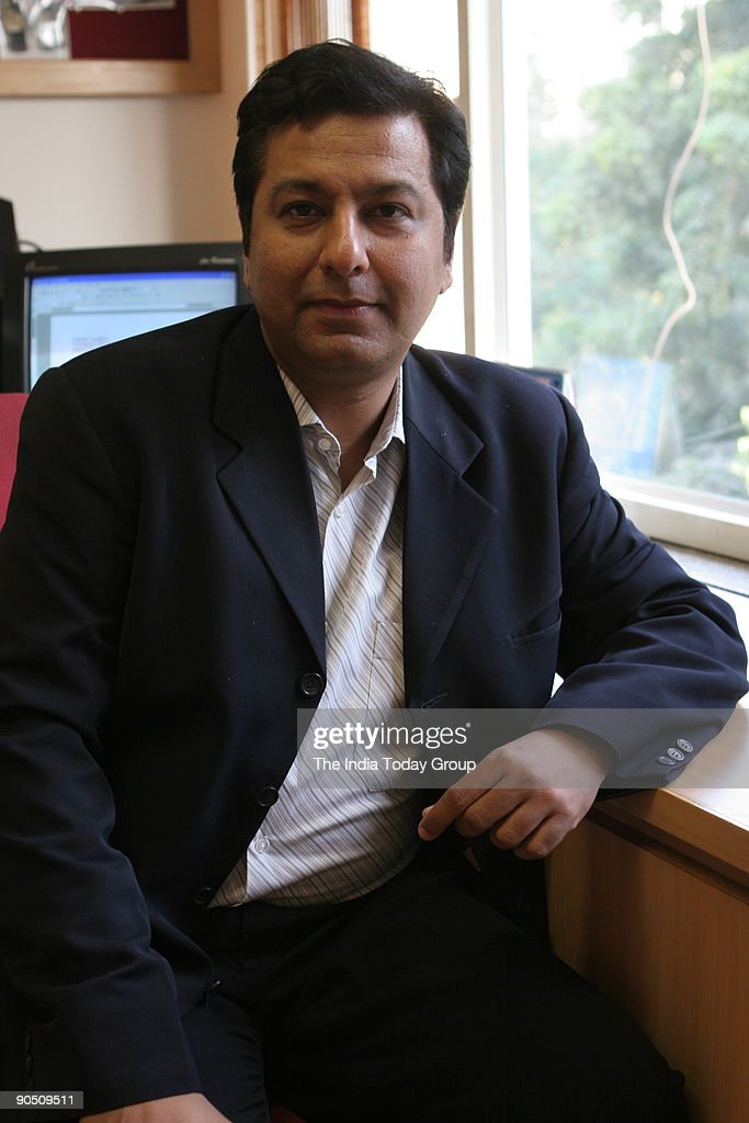 Vivek Mansukhani, Director, Ford Foundation International