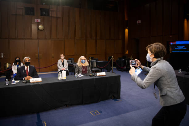 DC: Senate Health Committee Considers Nominees For HHS Appointments