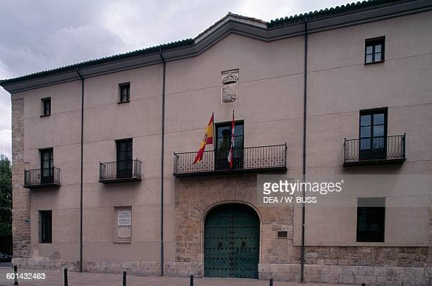 Vivero palace, Valladolid, Castile and Leon. Spain, 15th century.