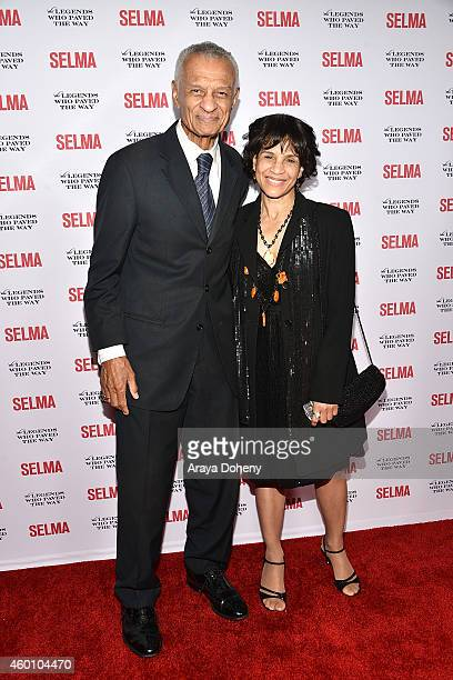 "Vivian and guest attend the ""Selma"" and The Legends Who Paved The Way Gala at Bacara Resort on December 6, 2014 in Goleta, California."