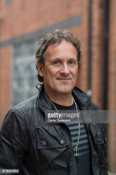 Vivian Campbell in Belfast before appearing to accept the Legends Award at the NI Music Awards at Mandela Hall on November 11 2017 in Belfast...