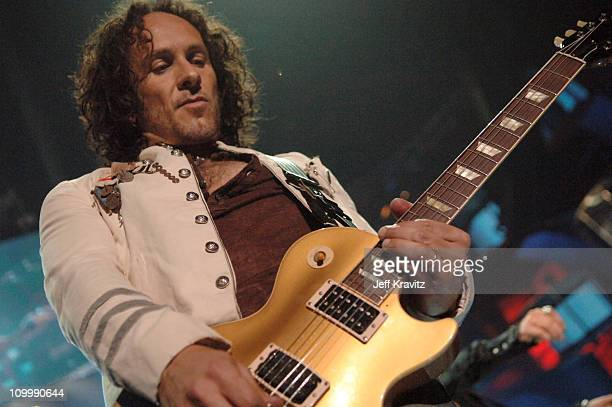 Vivian Campbell of Def Leppard during 2006 VH1 Rock Honors - Show at Mandalay Bay Hotel and Casino in Las Vegas, Nevada, United States.
