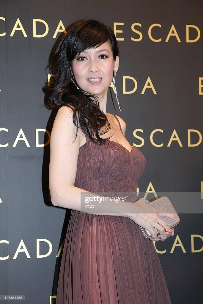 Hong Kong S/S 2012 Fashion Week - Escada