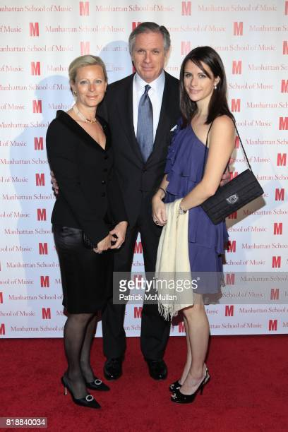 Vivian Henderson Brian Henderson and Alexis Henderson attend MANHATTAN SCHOOL OF MUSIC Concert Gala 2010 Honoring MARILYN HORNE at Tribeca Rooftop on...