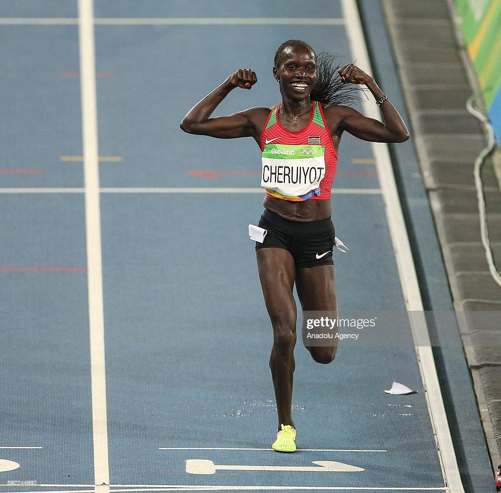 Women's Athletics : Rio 2016 Olympic Games : News Photo