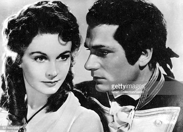 Vivian Leigh and Laurence Olivier 1943