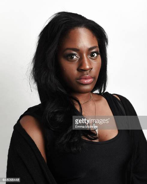 Vivian Nweze attends B.Y.O.U. - Be Your Own You at Hills Penthouse on February 28, 2017 in West Hollywood, California.