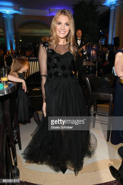 Viviane Geppert during the Audi Generation Award 2017 at Hotel Bayerischer Hof on December 13 2017 in Munich Germany