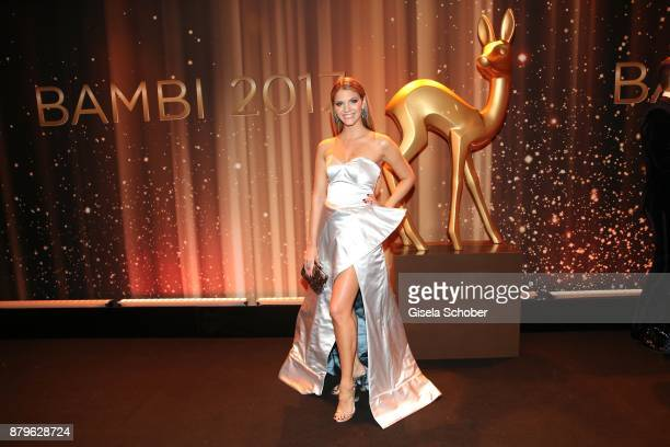 Viviane Geppert during the Bambi Awards 2017 at Stage Theater on November 16 2017 in Berlin Germany