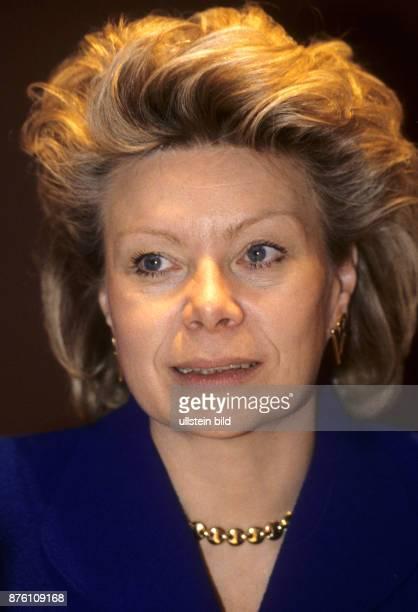 Viviane Reding anlässlich der Verleihung des Europäischen Filmpreises in Berlin