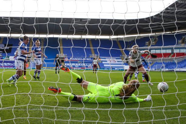 GBR: Reading Women v Arsenal Women - Barclays FA Women's Super League