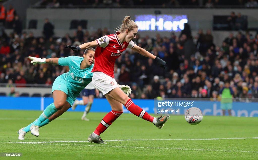 Tottenham Hotspur v Arsenal - Barclays FA Women's Super League : News Photo