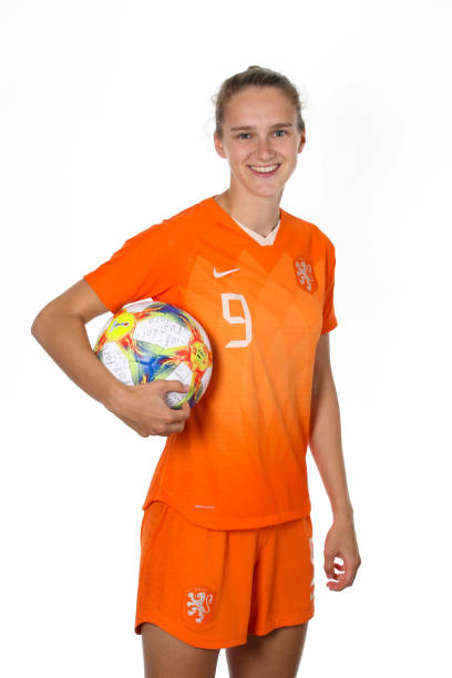 FRA: The Netherlands Portraits - FIFA Women's World Cup France 2019