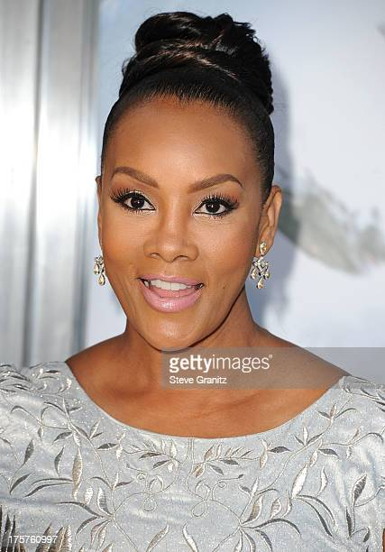 "Vivica A. Fox arrives at the ""Elysium"" - Los Angeles Premiere at Regency Village Theatre on August 7, 2013 in Westwood, California."
