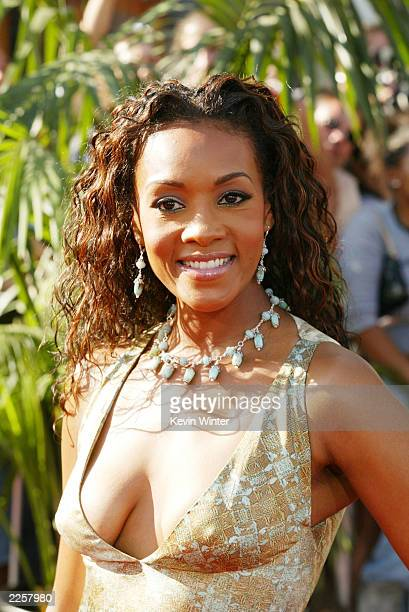 Vivica A Fox at the 2nd Annual BET Awards at the Kodak Theatre in Hollywood Ca Tuesday June 25 2002 Photo by Kevin Winter/ImageDirect