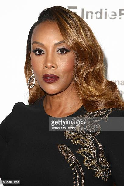 Vivica A Fox attends the 32nd Annual IDA Documentary Awards at Paramount Studios on December 9 2016 in Hollywood California