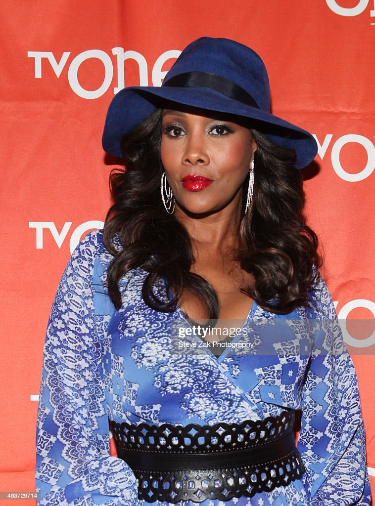 vivica a fox attends 39 unsung hollywood 39 new york series premiere at photo d 39 actualit. Black Bedroom Furniture Sets. Home Design Ideas