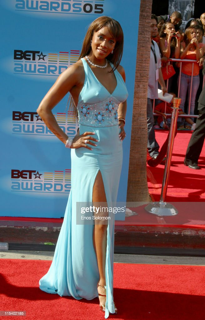 2005 BET Awards - Arrivals