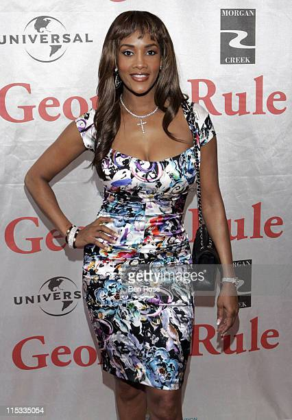 Vivica Fox during Georgia Rule World Premiere Hosted by Jane Fonda to Benefit GCAPP at The Woodruff Arts Center in Atlanta Georgia United States