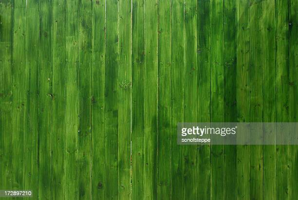 vivid green wooden texture - green wood stock pictures, royalty-free photos & images