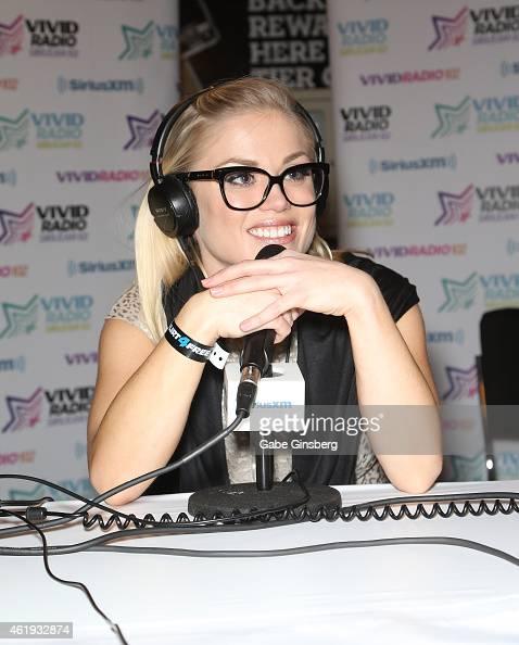 Vivid Radio Host And Adult Film Actress Ash Hollywood