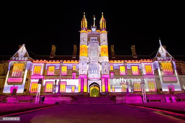 Vivid Sydney 2014 - University of Sydney