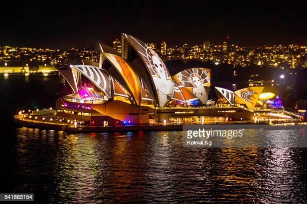 Vivid Sydney 2016 - Opera House