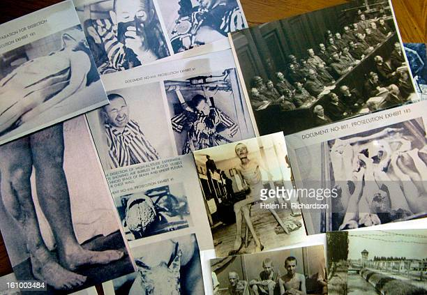 10_11_05_AURORA COLORADO Vivien <cq> Spitz <cq> 81 <cq> was a young court reporter during the Nurember trials in Germany She presided over the...