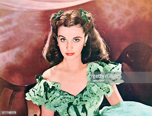 Vivien Leigh in David O Selznick's Gone with the Wind