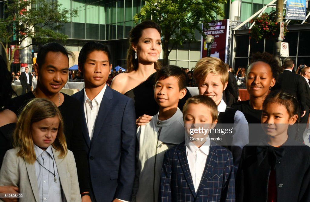 "2017 Toronto International Film Festival - ""First They Killed My Father"" Premiere : ニュース写真"