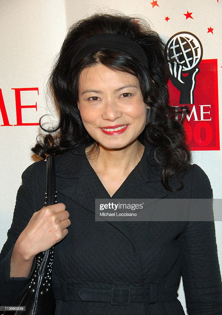 Vivienne Tam during Time Magazine's 100 Most Influential People 2006 - Inside Arrivals at Jazz at Lincoln Center in New York City, New York, United States.