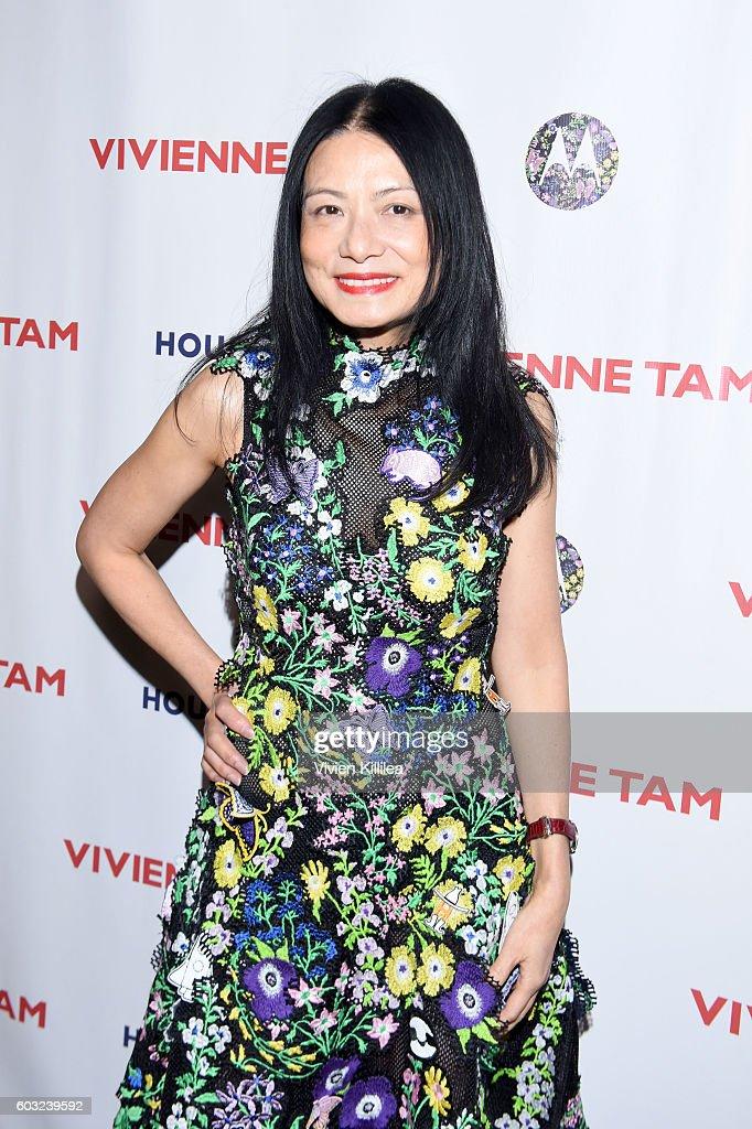 Vivienne Tam - Backstage - September 2016 - New York Fashion Week: The Shows