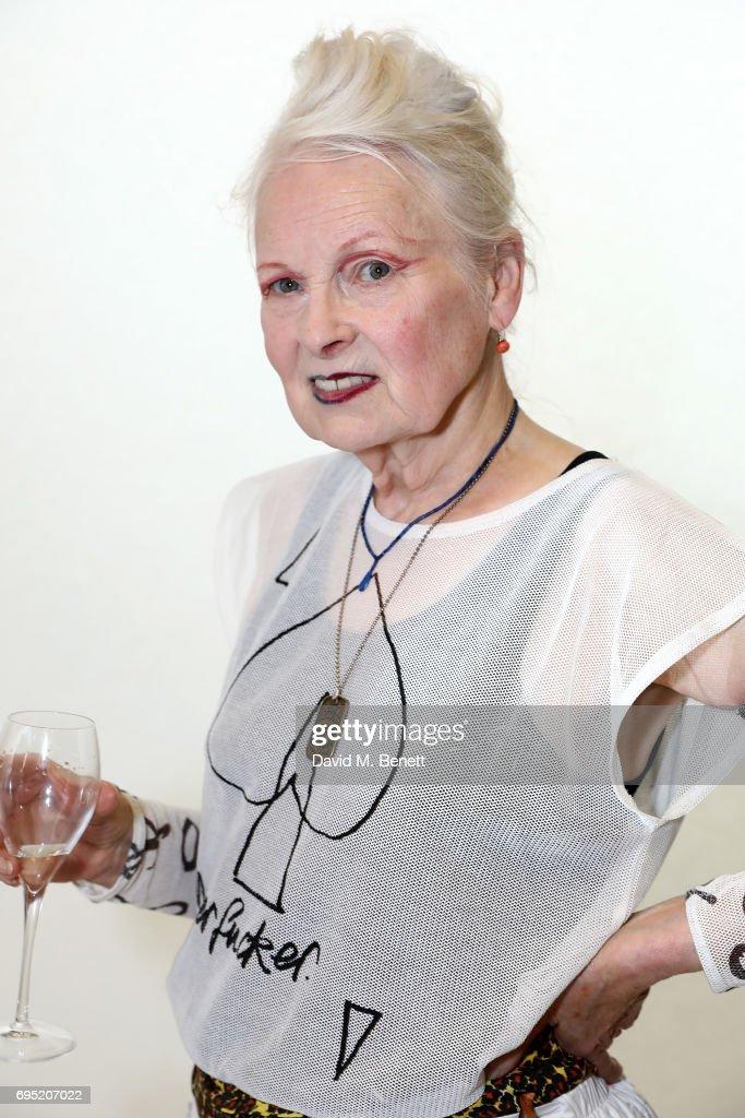 Vivienne Westwood - Front Row - LFWM June 2017