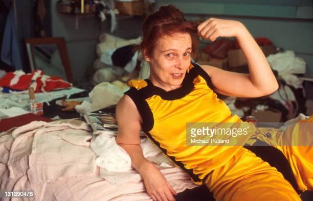 Vivienne Westwood portrait London 1982