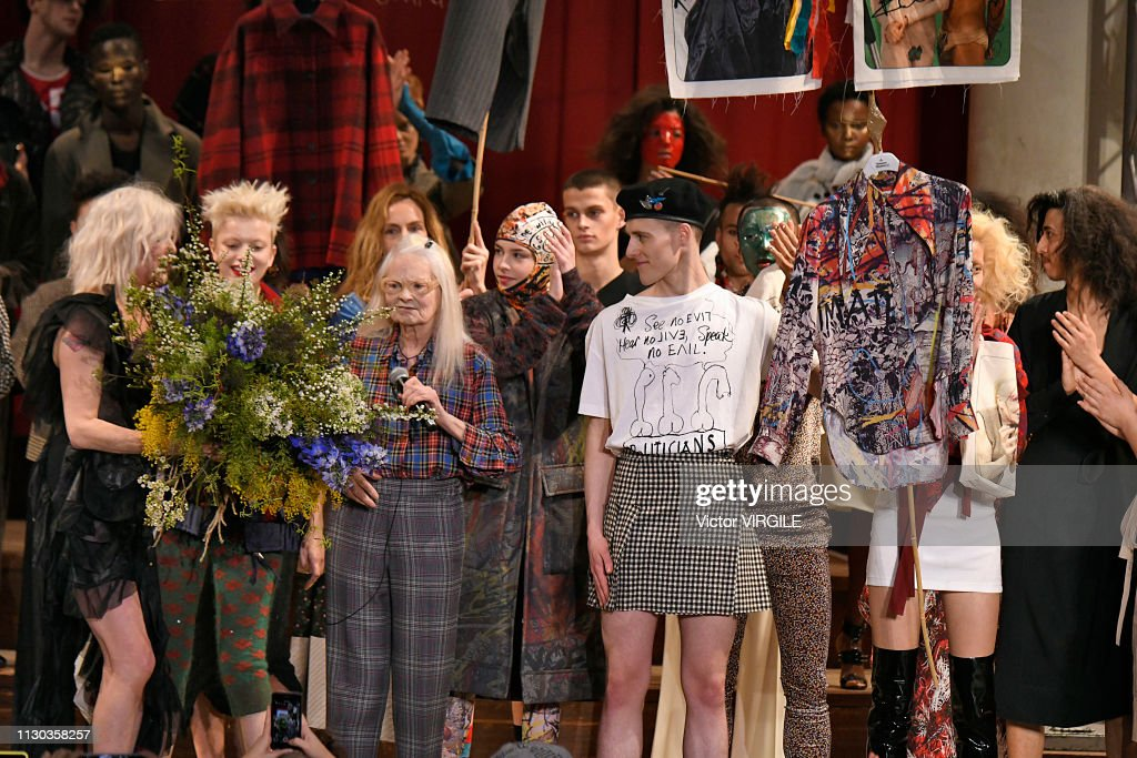 Vivienne Westwood - Runway - LFW February 2019 : News Photo