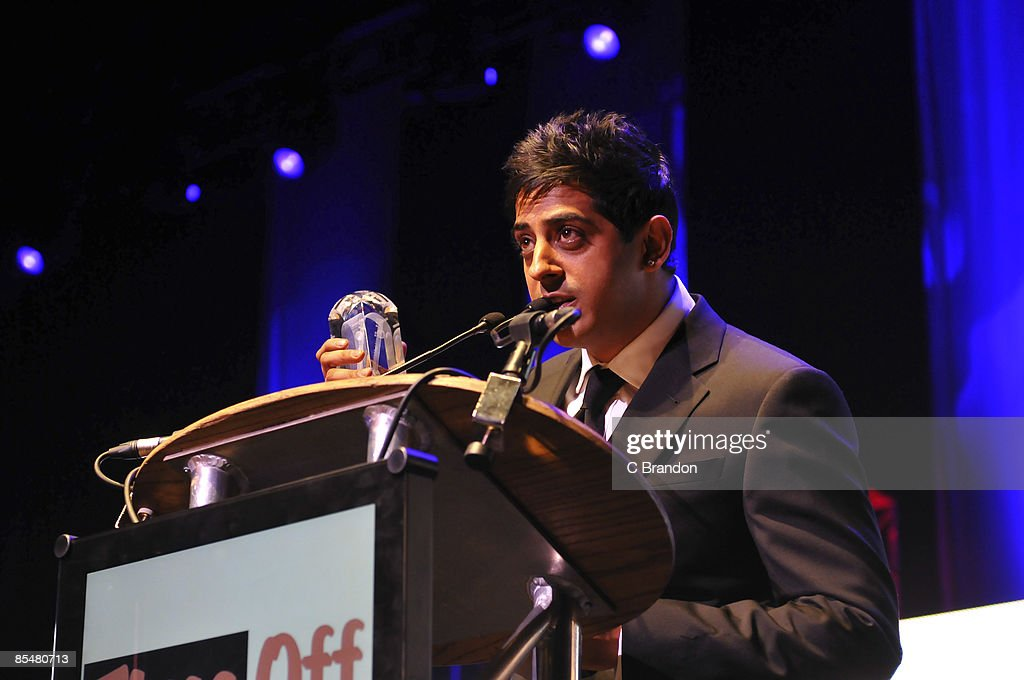 The Asian Music Awards at The Royal Festival Hall : News Photo