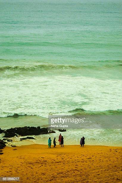vizag beach - neha gupta stock pictures, royalty-free photos & images