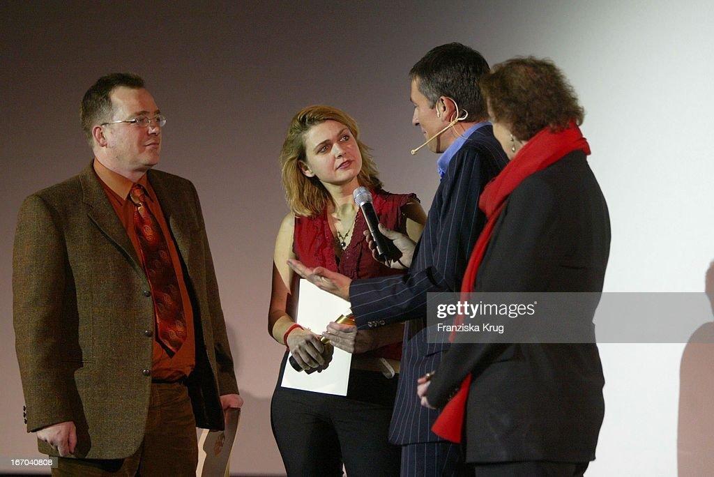 Deutscher Kurzfilmpreis 2003 : News Photo