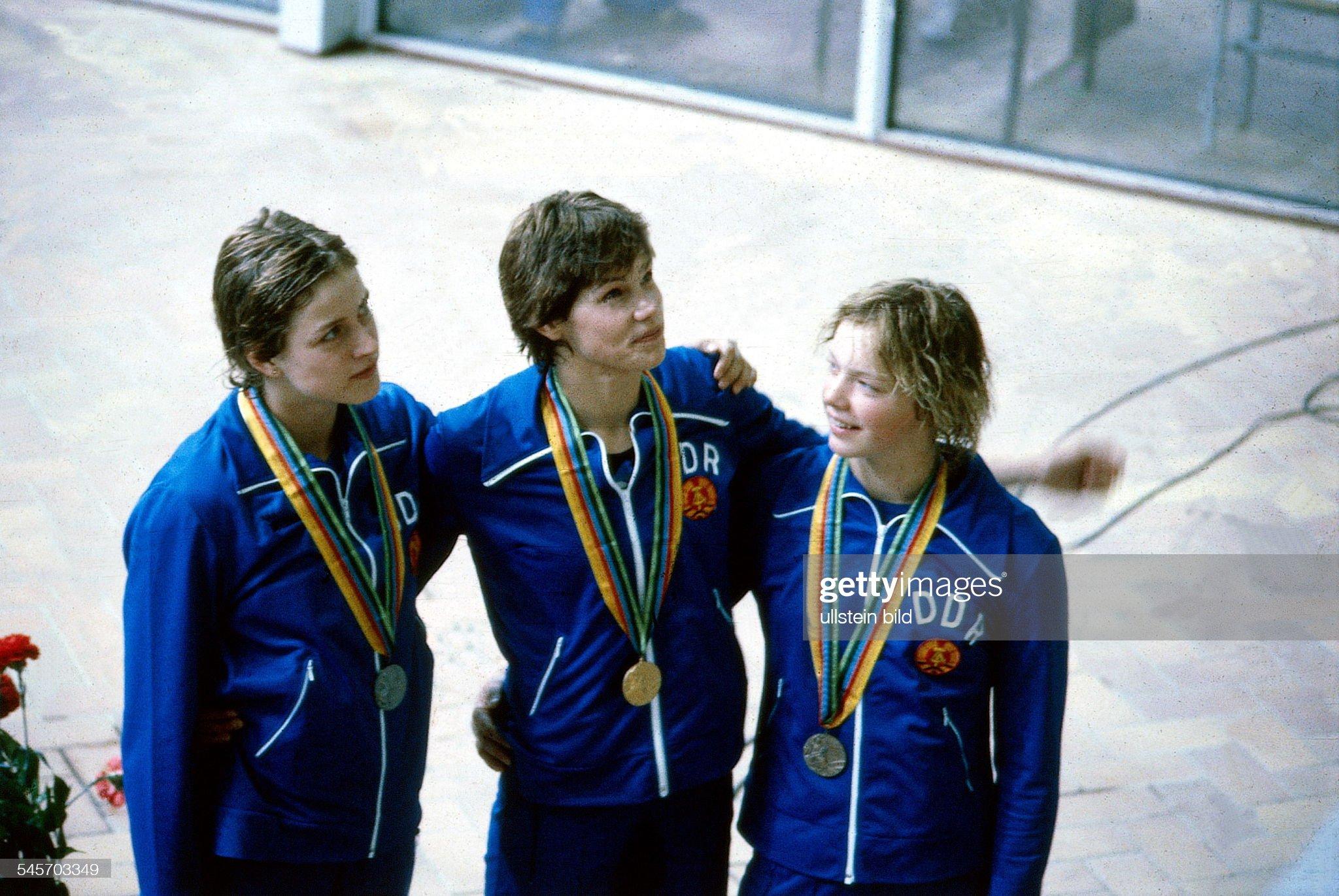 Oly 80 Moskau Schwimmen : Fotografía de noticias