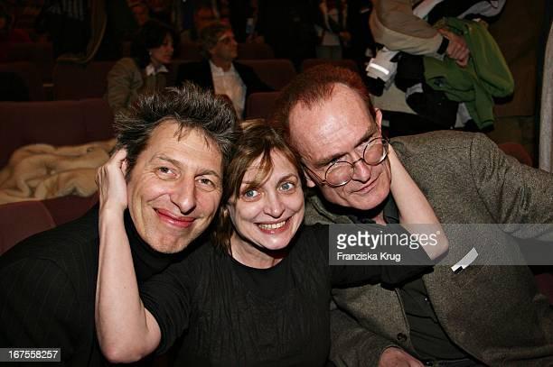 Vl Rufus Beck Katharina Thalbach Piet Klocke Bei Der 'Der Räuber Hotzenplotz' Premiere Bei Der Berlinale Am 120206